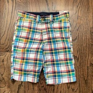 Tommy Hilfiger Plaid shorts